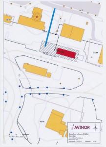 Ny lokalisering Hangar