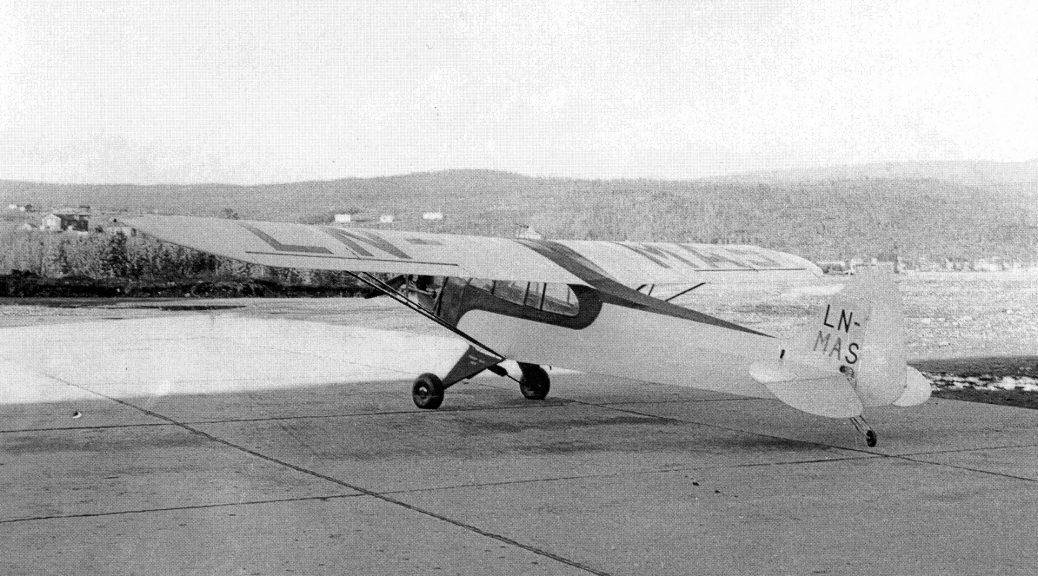 Bardufoss flyklubb LN-MAS