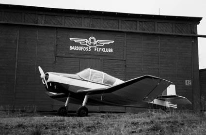 Bardufoss flyklubb LN-BNA