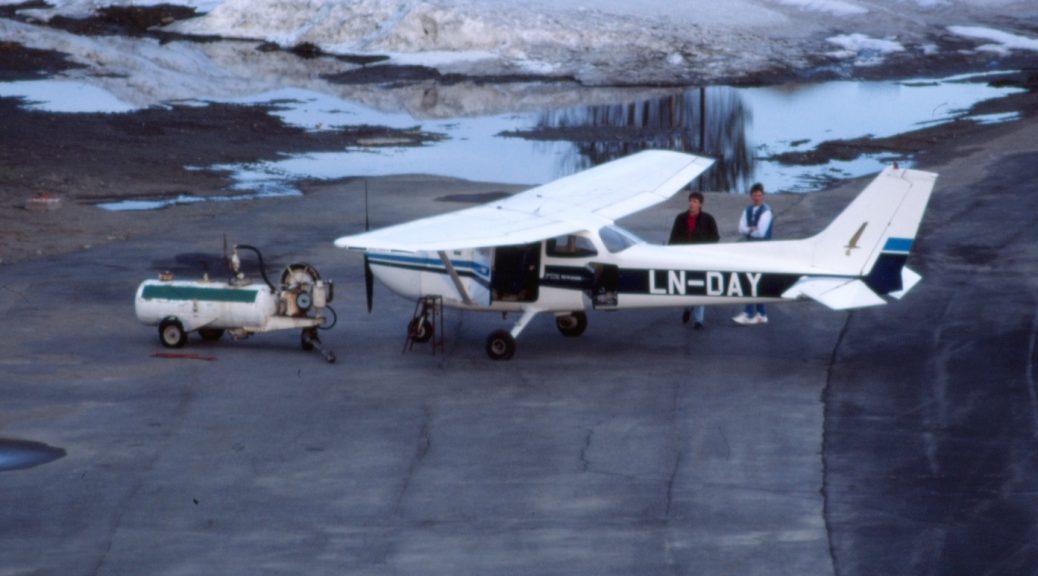 Bardufoss flyklubb LN-DAY