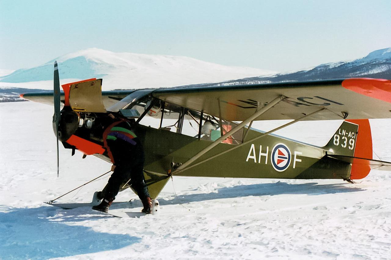 Bardufoss flyklubb LN-ACI