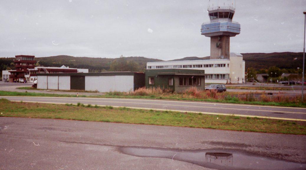 Bardufoss flyklubb hangar