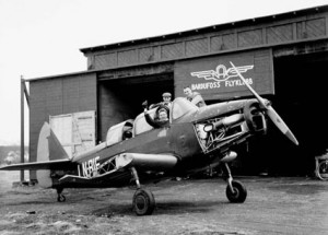 Fairchild Cornell, LN-BIE.