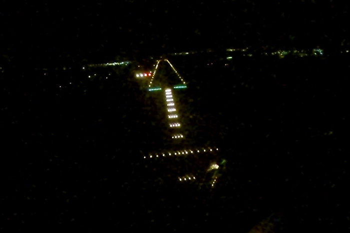 Endrede krav for VFR-flyging om natten