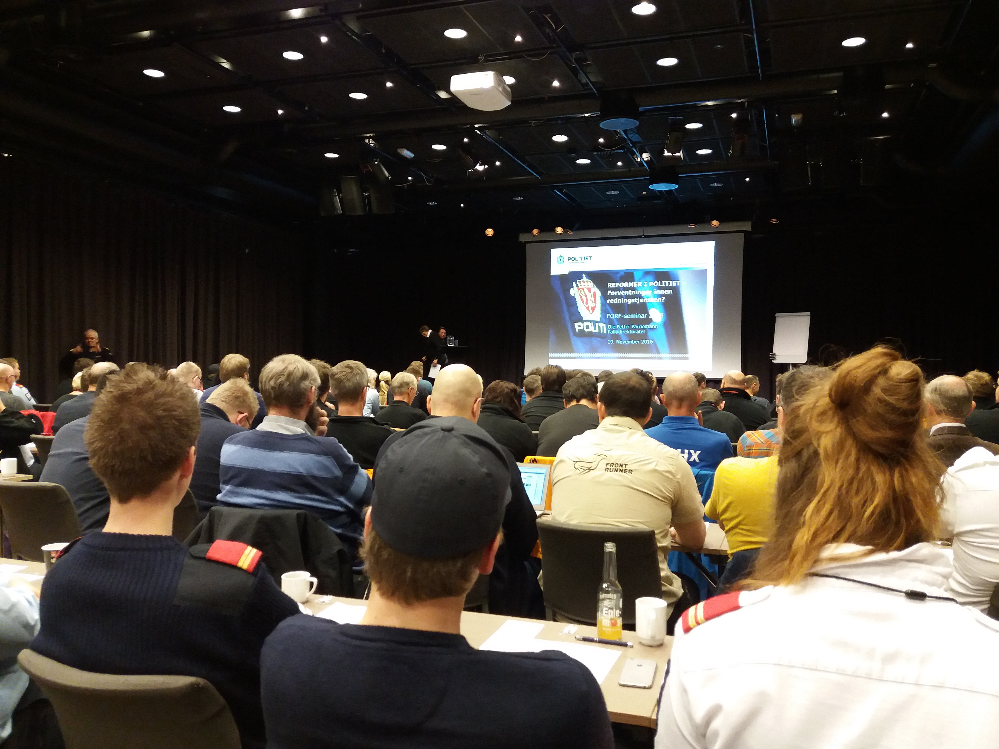 FORF-seminar avholdt på Gardermoen