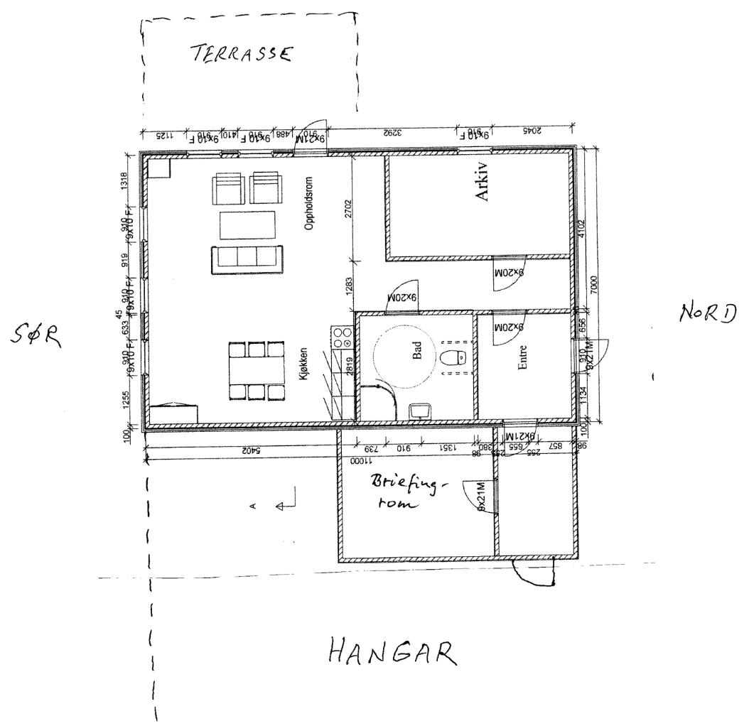Planlagt byggestart for klubbhuset
